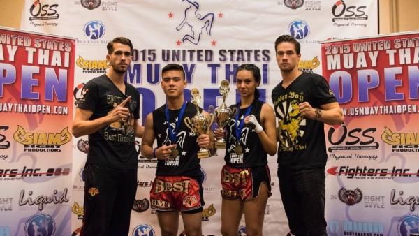 US Muay Thai Open Recognized Internationally