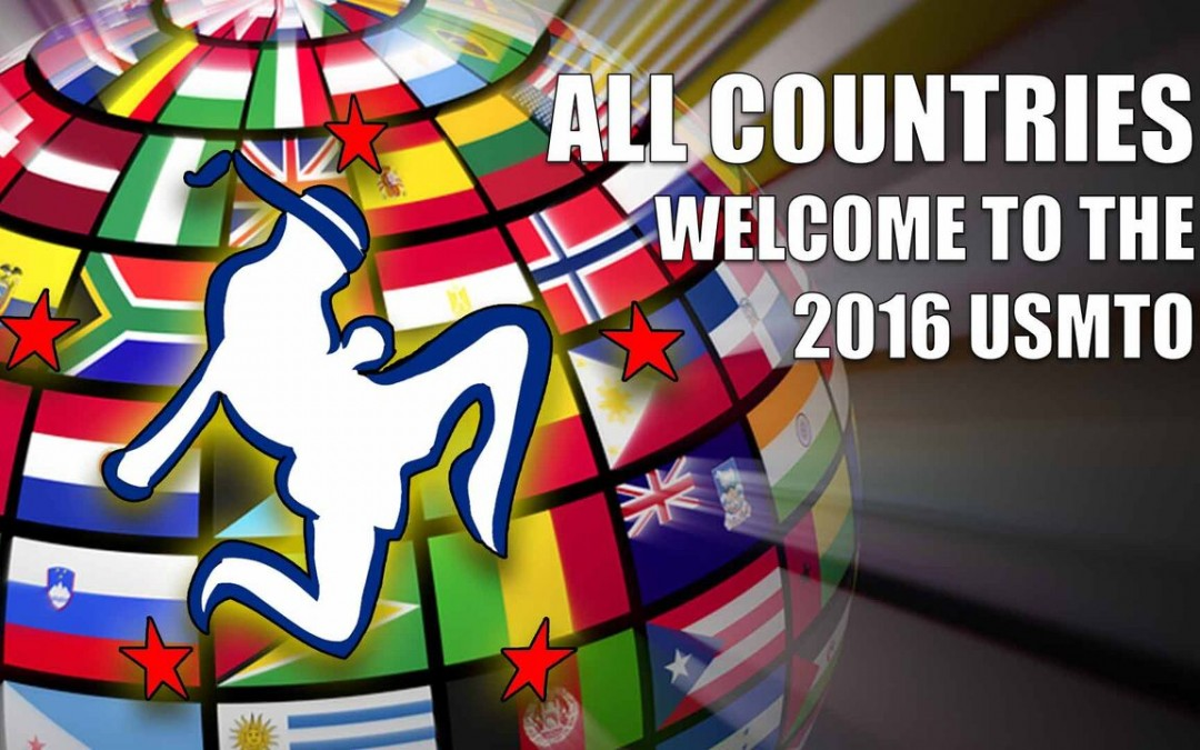 All Countries Welcome At 2016 US Muay Thai Open!