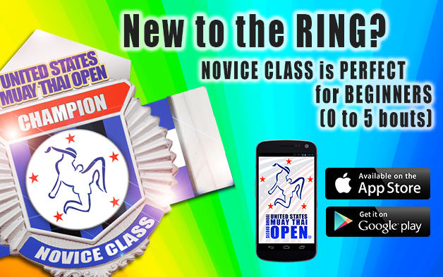 Need more ring experience?  Have a hard time finding bouts? Well, Novice Class is the PERFECT solution.