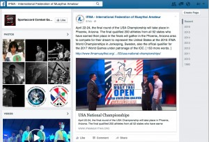 IFMA FB Screenshot