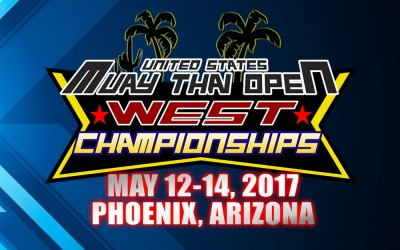 The U.S. Muay Thai Open® Creates New Excitement for its 2017 Season!!