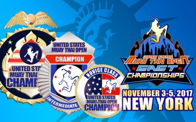 The U.S. Muay Thai Open® & New National Ranking Program Excites the East Coast!