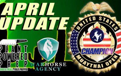 2018 USMTO West: April Update