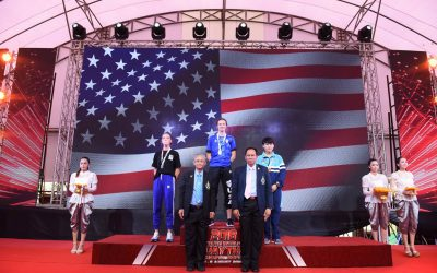 U.S. National Team Dominates the World at the 2018 Championships!